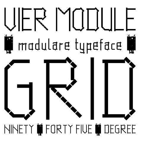 Sample für Vier Module Regular